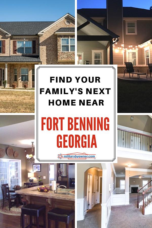 Family Friendly Homes Near Fort Benning