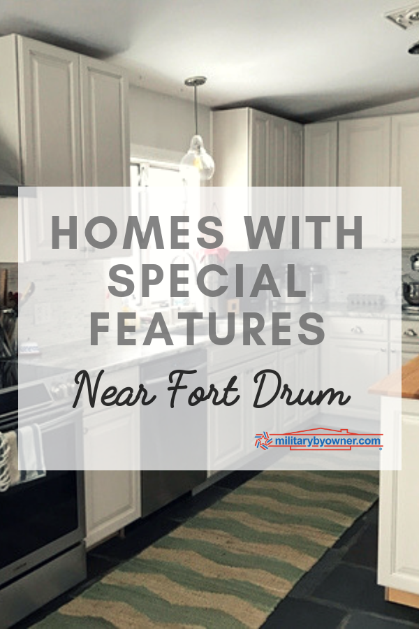 Fort Drum Homes with Special Features