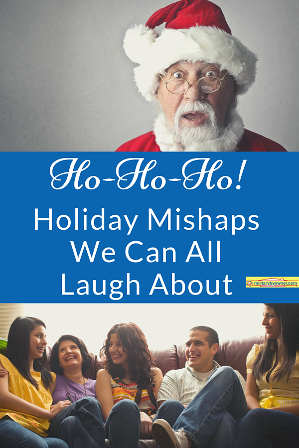Ho-Ho-Ho! Military Family Holiday Mishaps