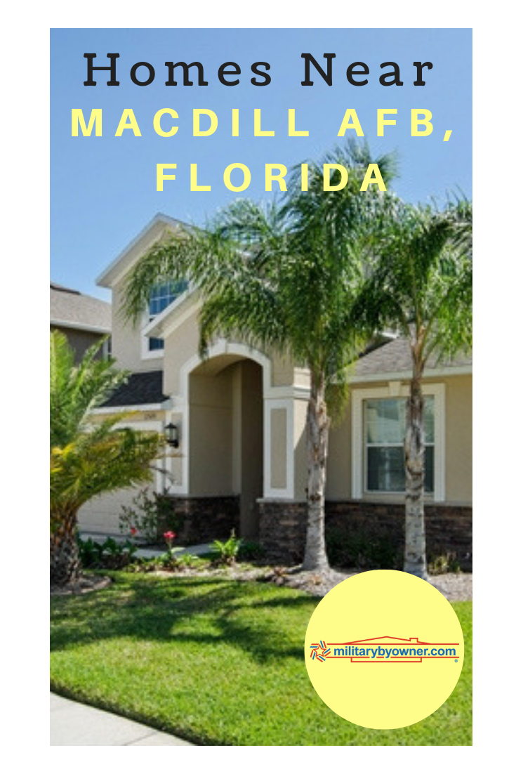 Homes near MacDill AFB