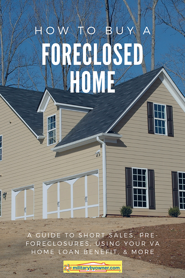 How to Buy a Foreclosed Home (1)