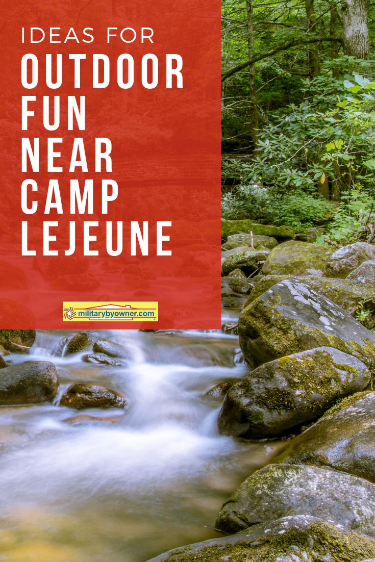 Ideas for Outdoor Fun near Camp Lejeune