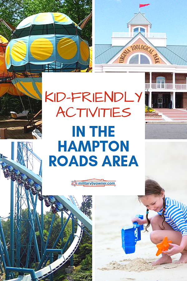 Kid-Friendly Activities in the Hampton Roads Area