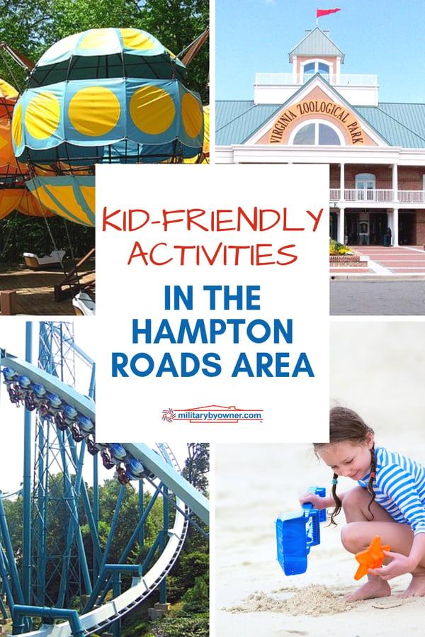 Kid-Friendly Activities in the Hampton Roads Area