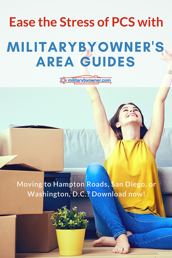 Ease the Stress of PCS with MilitaryByOwner's Area Guides