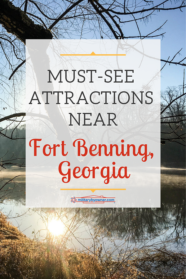 Must-See Attractions Near Fort Benning Georgia