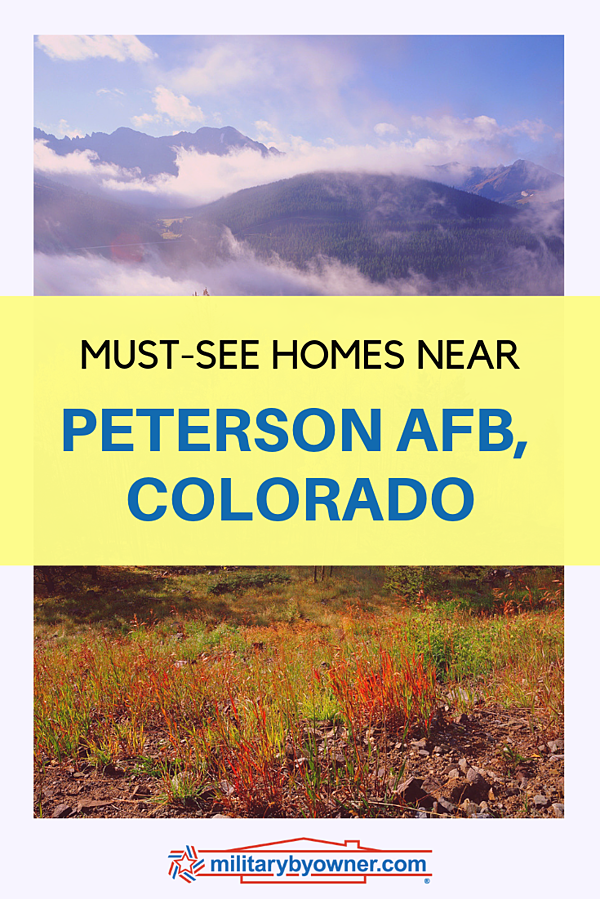 Must-See Homes near Peterson AFB