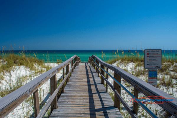 Pensacola Florida boardwalk