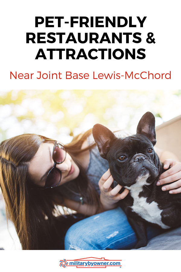 Pet-Friendly Attractions Near Joint Base Lewis-McChord