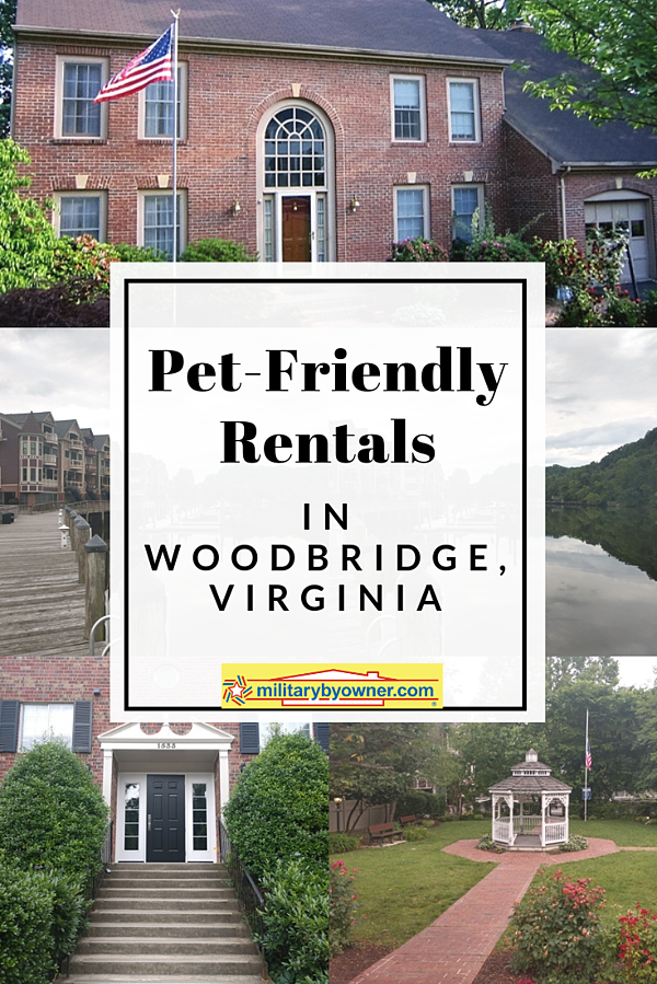 Pet-Friendly Homes for Rent in Woodbridge Virginia (1)