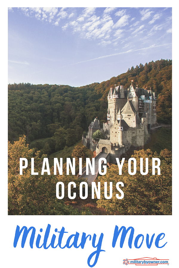 Planning Your OCONUS Military Move