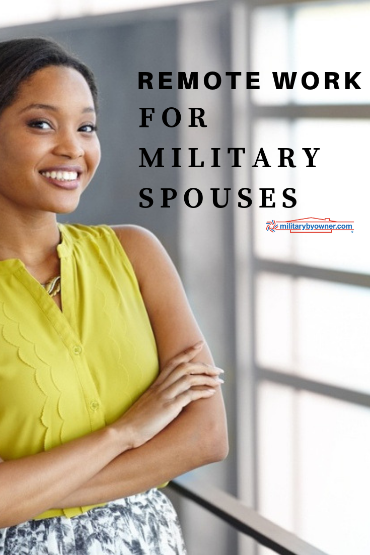 3 Remote Work Options for Military Spouses