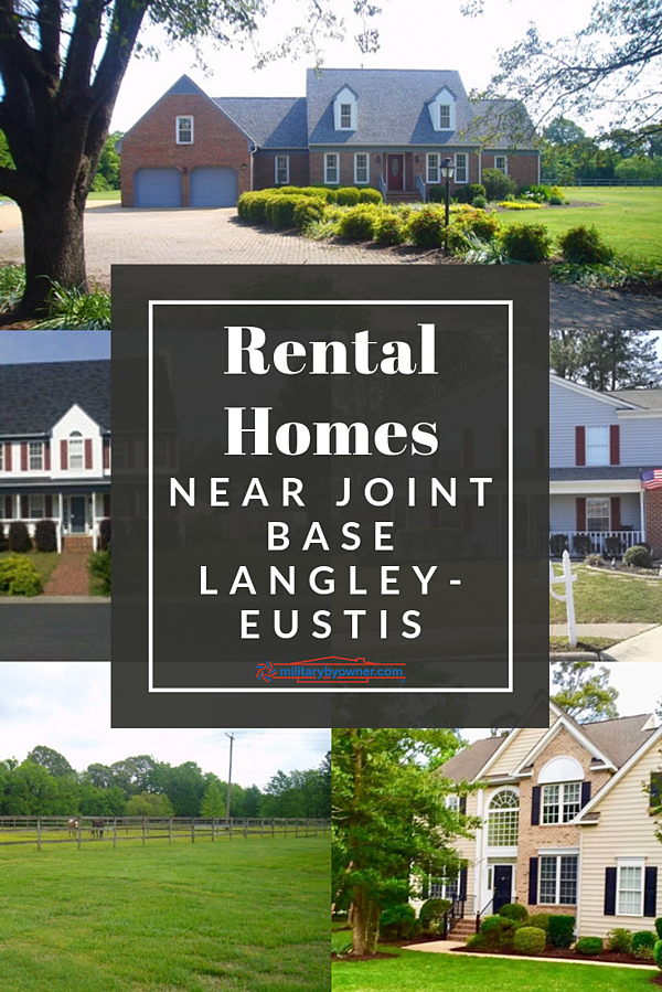Rental Homes Near JBLE