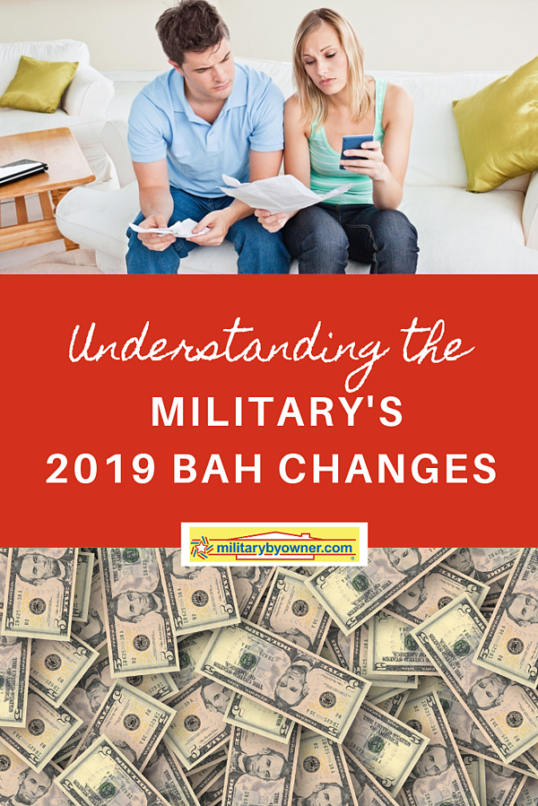 Understanding 2019 BAH Changes