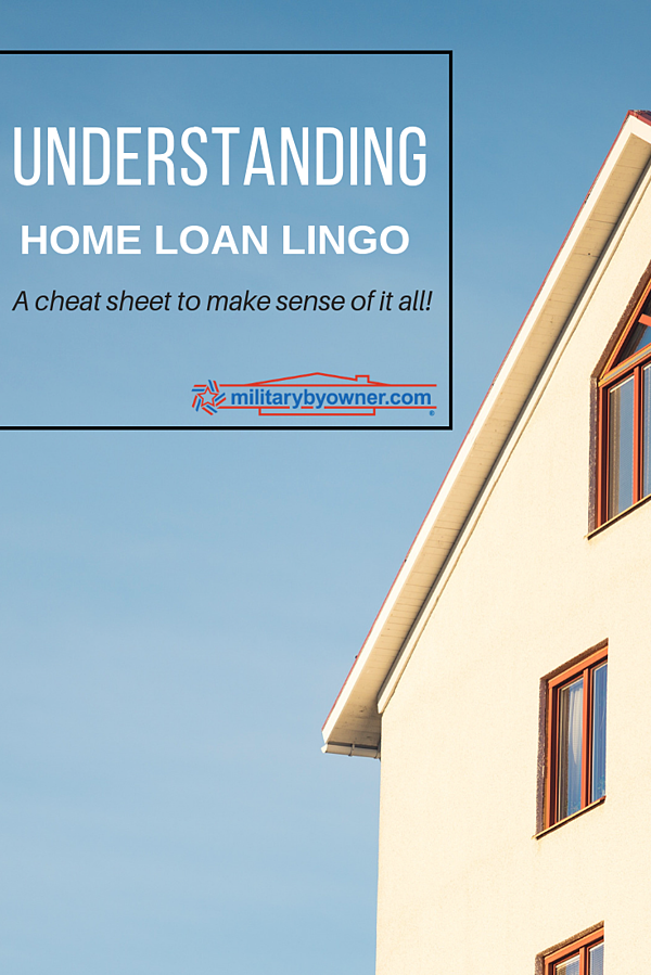 Understanding Home Loan Lingo