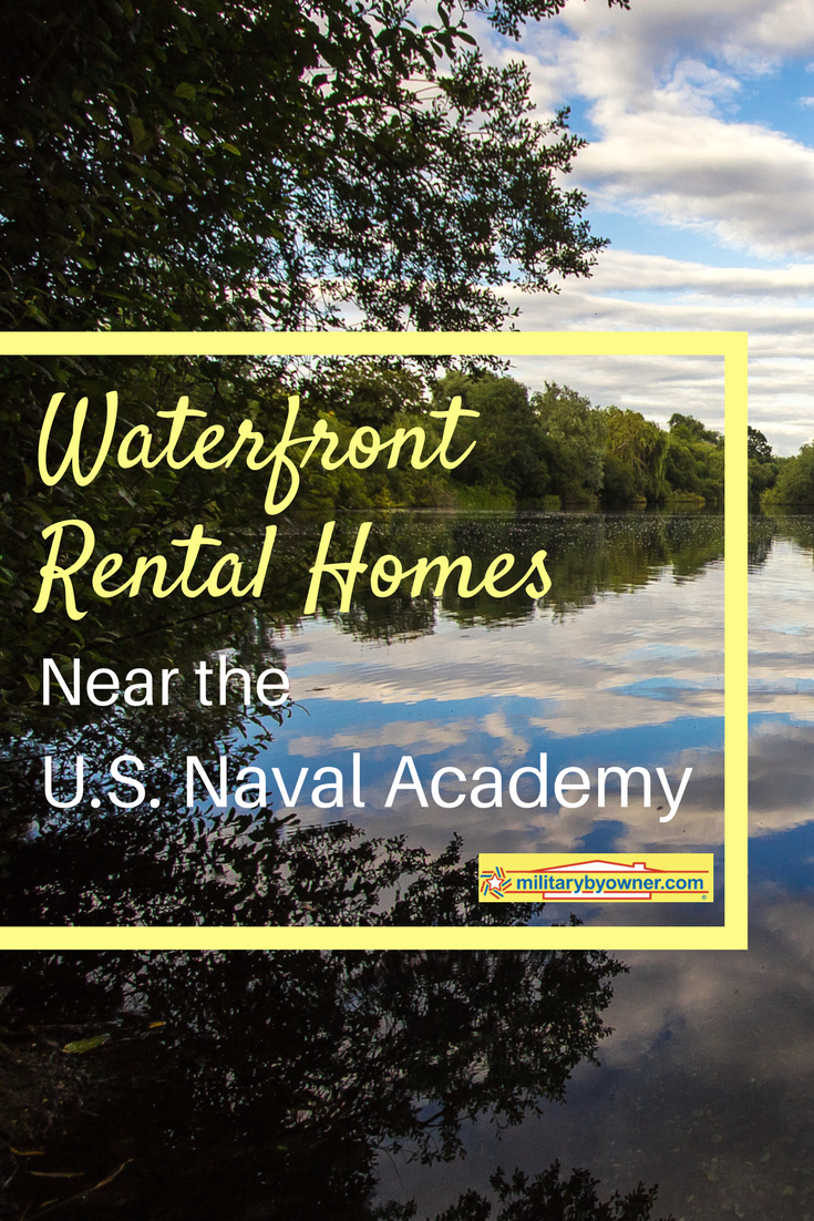 5 Waterfront Properties for Rent Near the U.S. Naval Academy