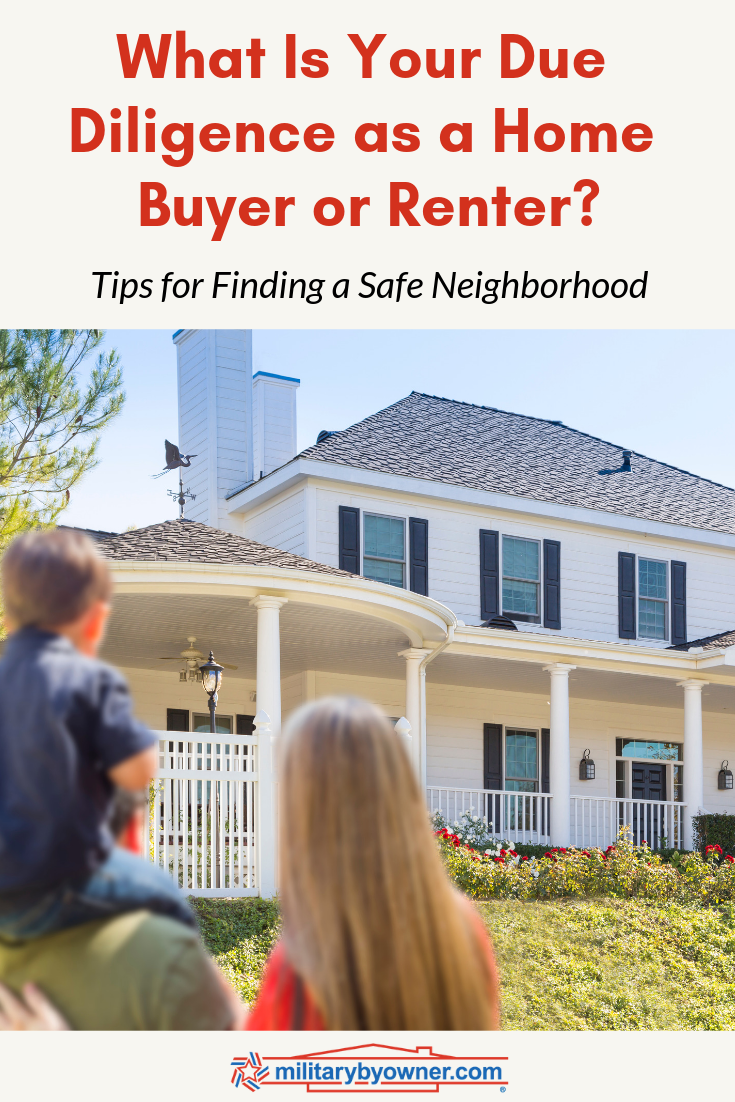 What Is Your Due Diligence as a Home Buyer or Renter_