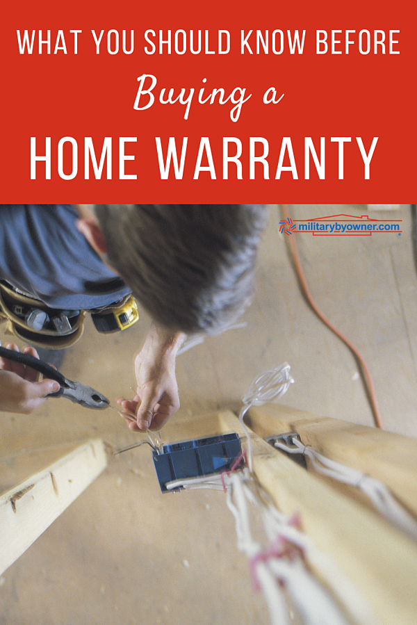 What You Should Know Before Buying a Home Warranty