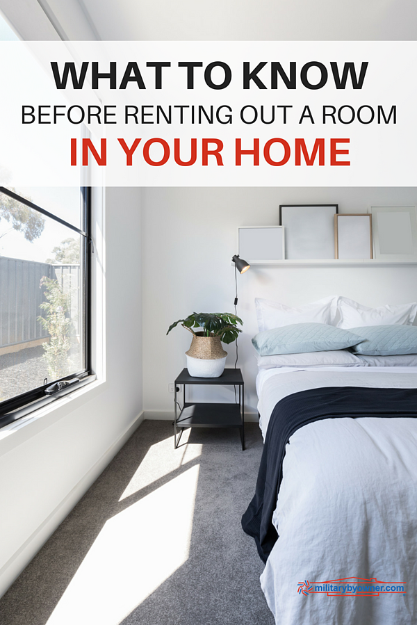 What to Know Before Renting Out a Room in Your Home