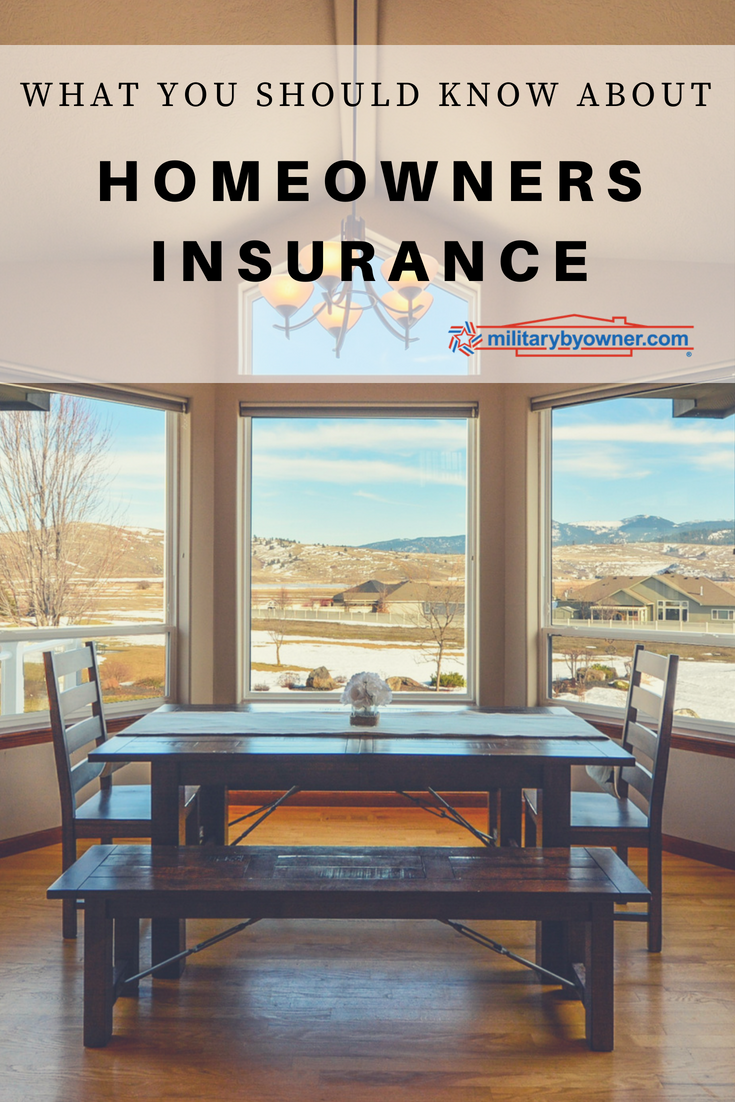 What You Should Know About Homeowners Insurance