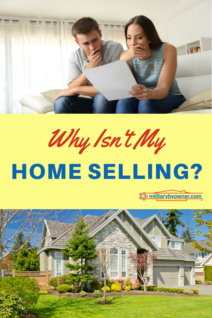 Why Isn't My Home Selling