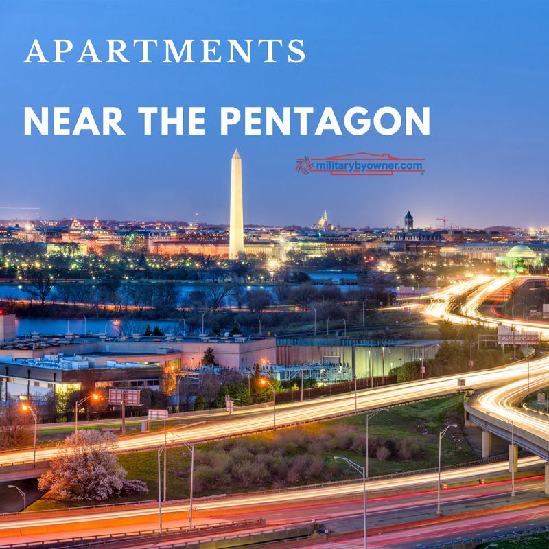 Apartments near the Pentagon