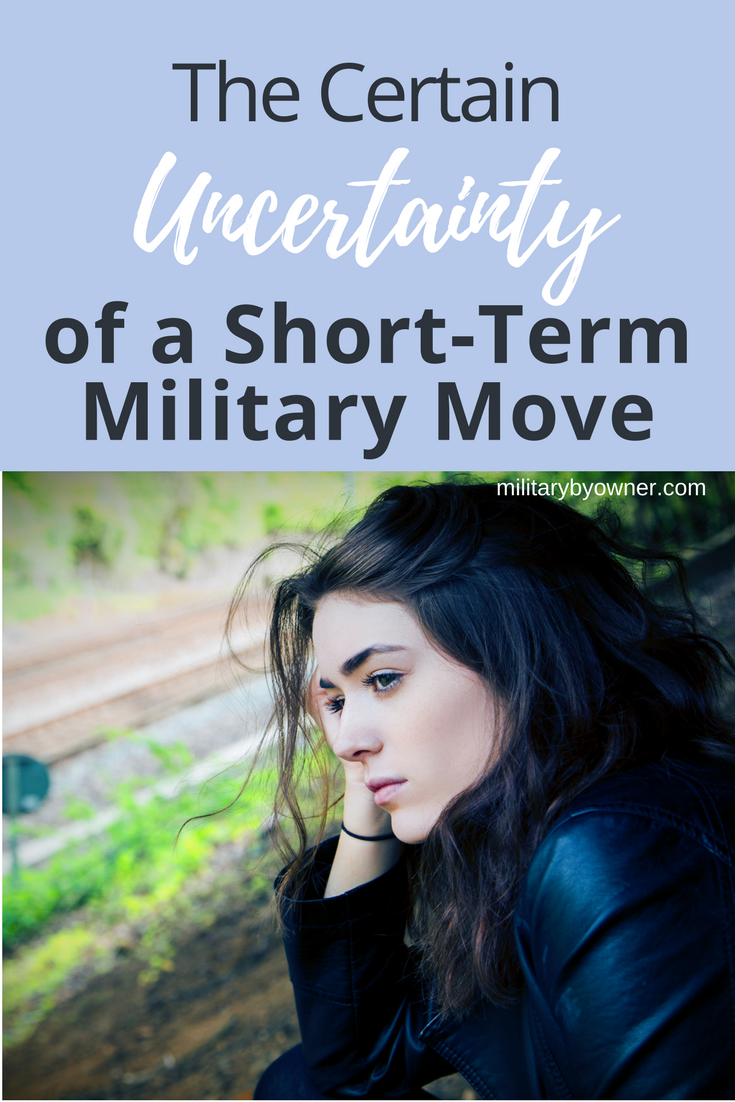 The Certain Uncertainty of a Short-Term Military Move