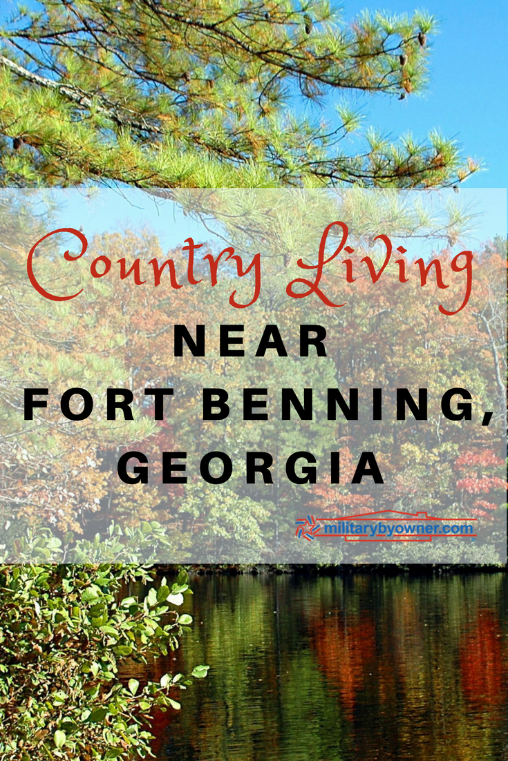 Embrace Country Living with this Fort Benning Home