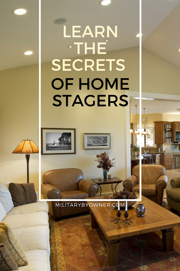 Learn the Secrets Home Stagers Use to Draw Buyers In