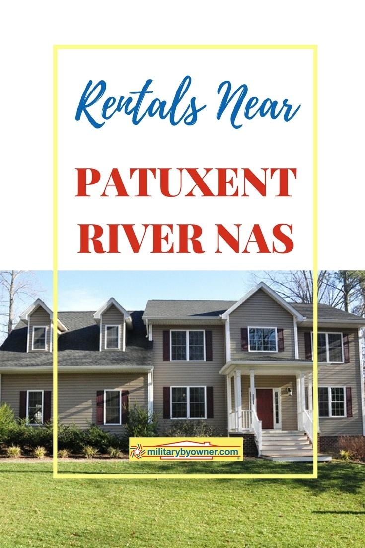 Rentals Near Patuxent River NAS