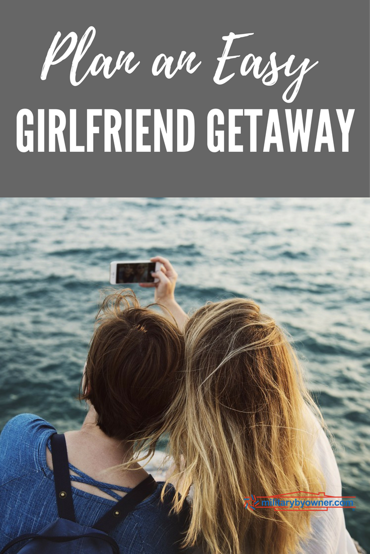 Celebrate back to school with a girlfriend getaway!