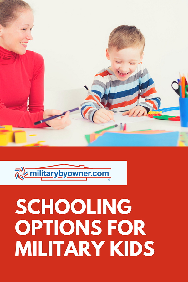 Options for Military Kids When Your Neighborhood School Isn't Ideal