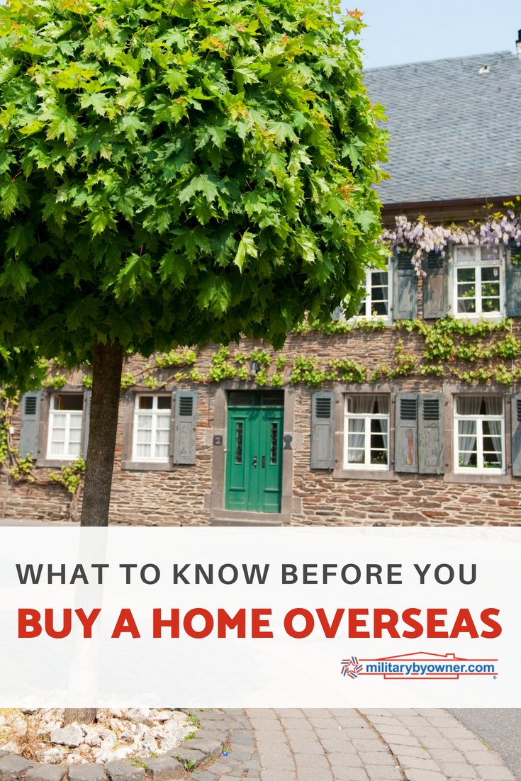 Questions to Ask Before You Buy a Home Overseas