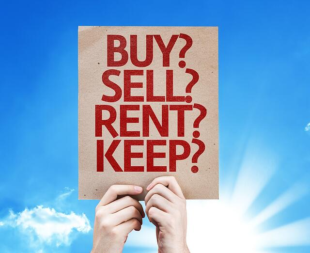 Is keeping your home a good investment?