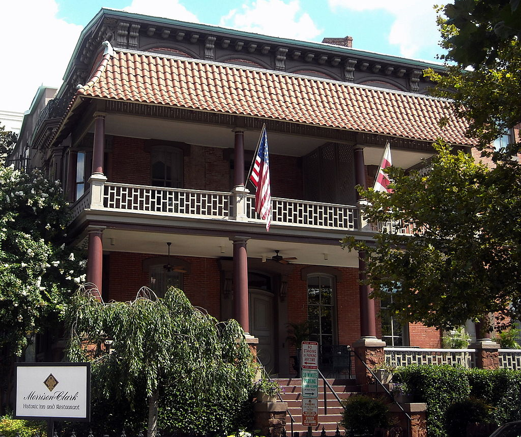 Morrison-Clark Historic Inn Washington D.C.