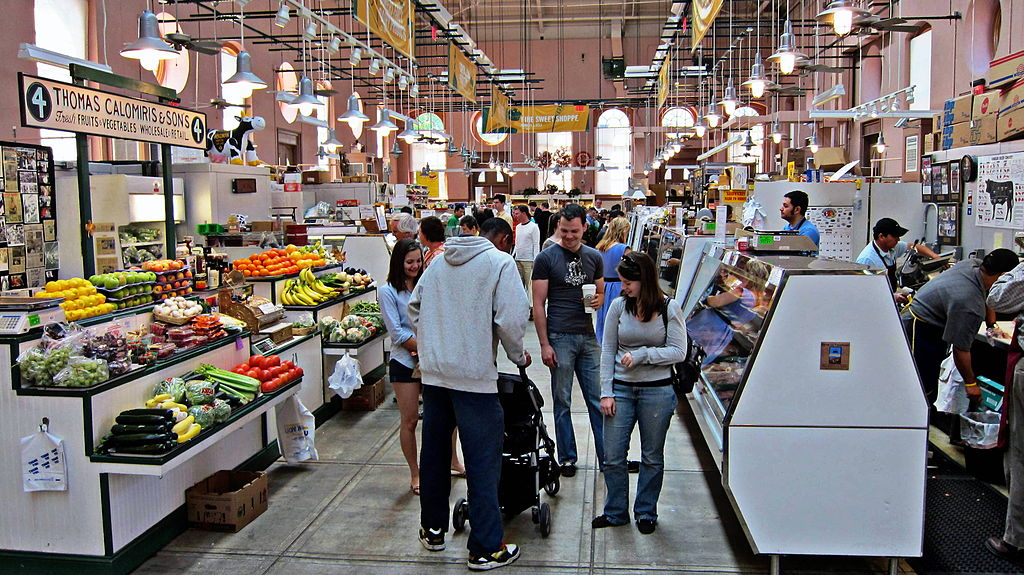 Eastern Market Washington D.C