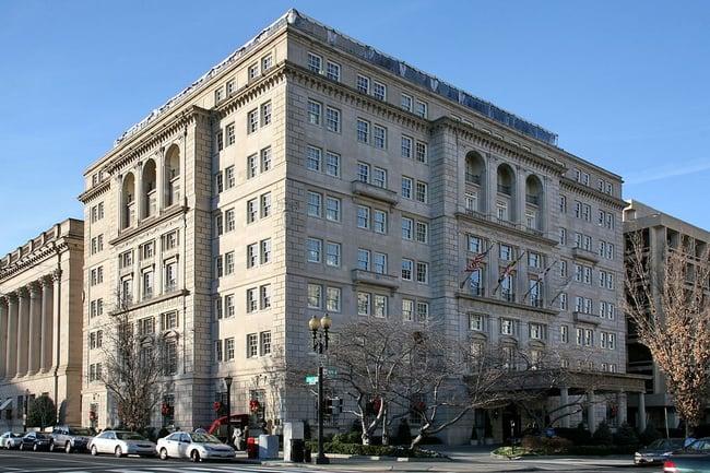 Hay Adams Hotel Washington D.C.