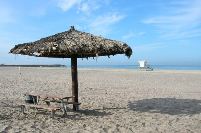 MCCS Del Mar Beach