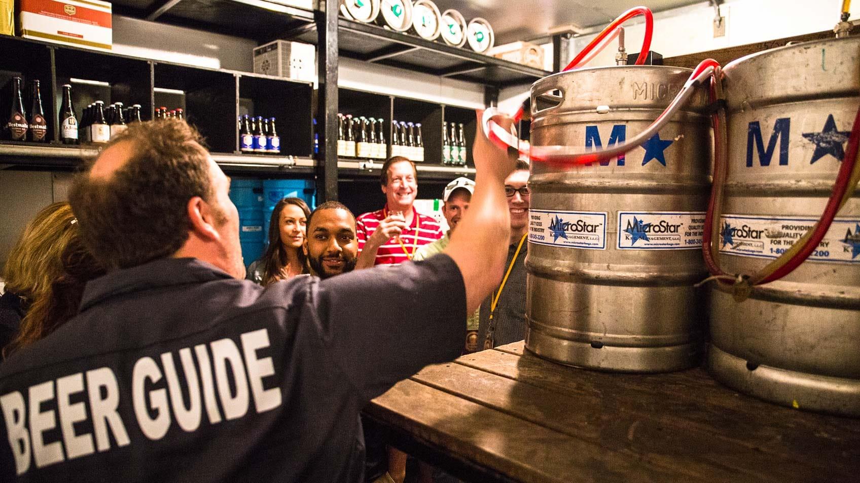 Washington D.C.City Brew Tours