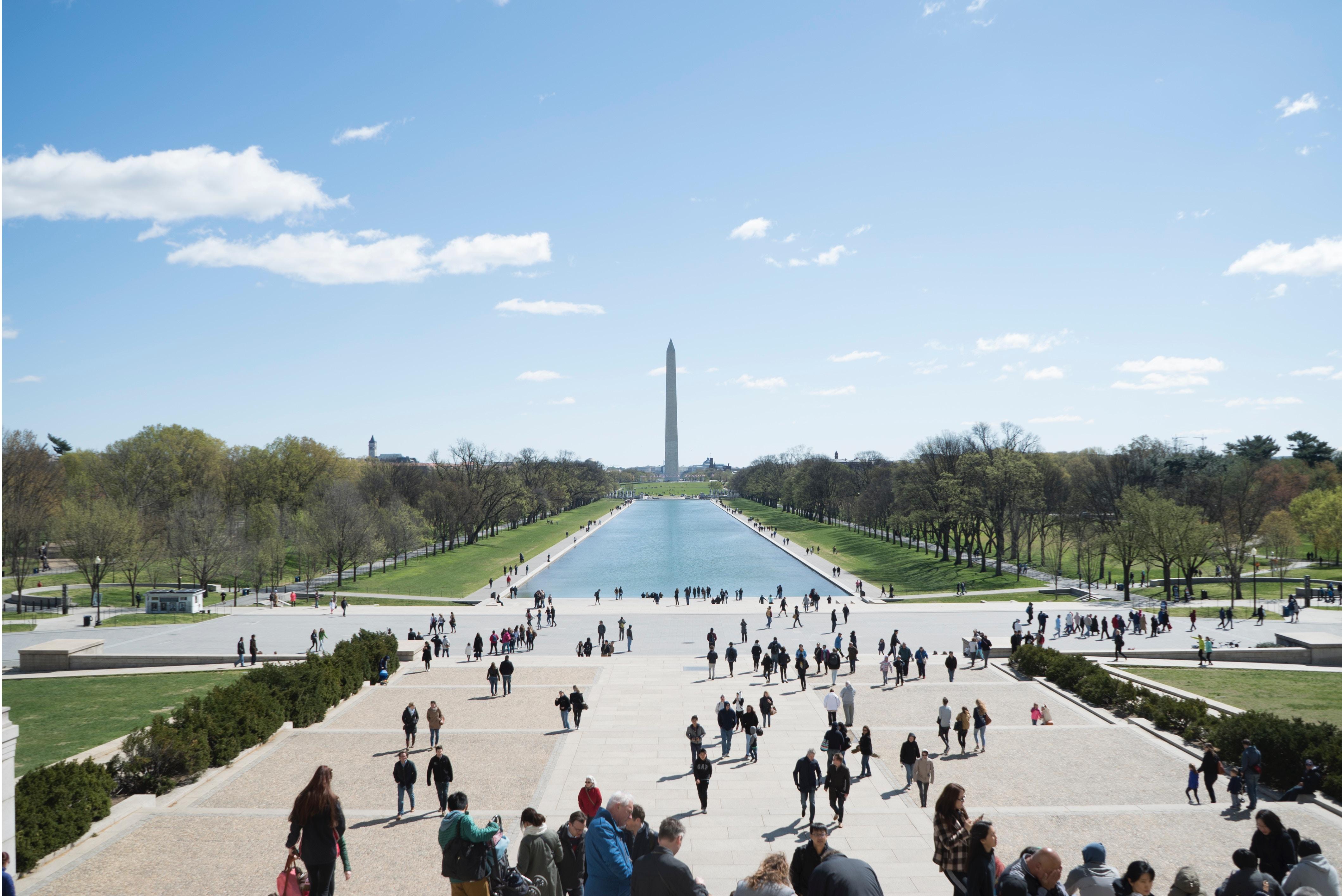 Washington DC Walking Tour