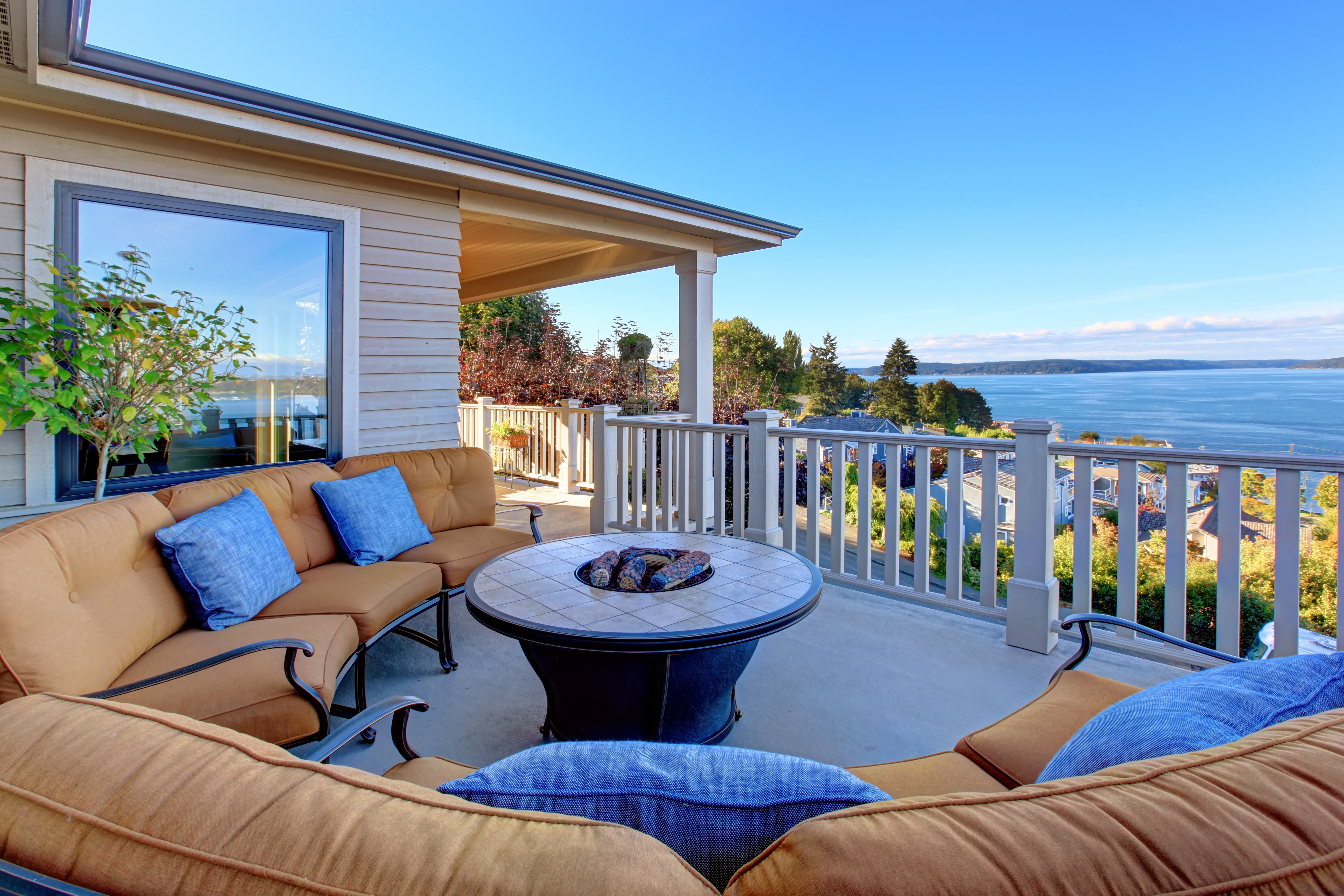 Decks and Porches Add Instant Curb Appeal