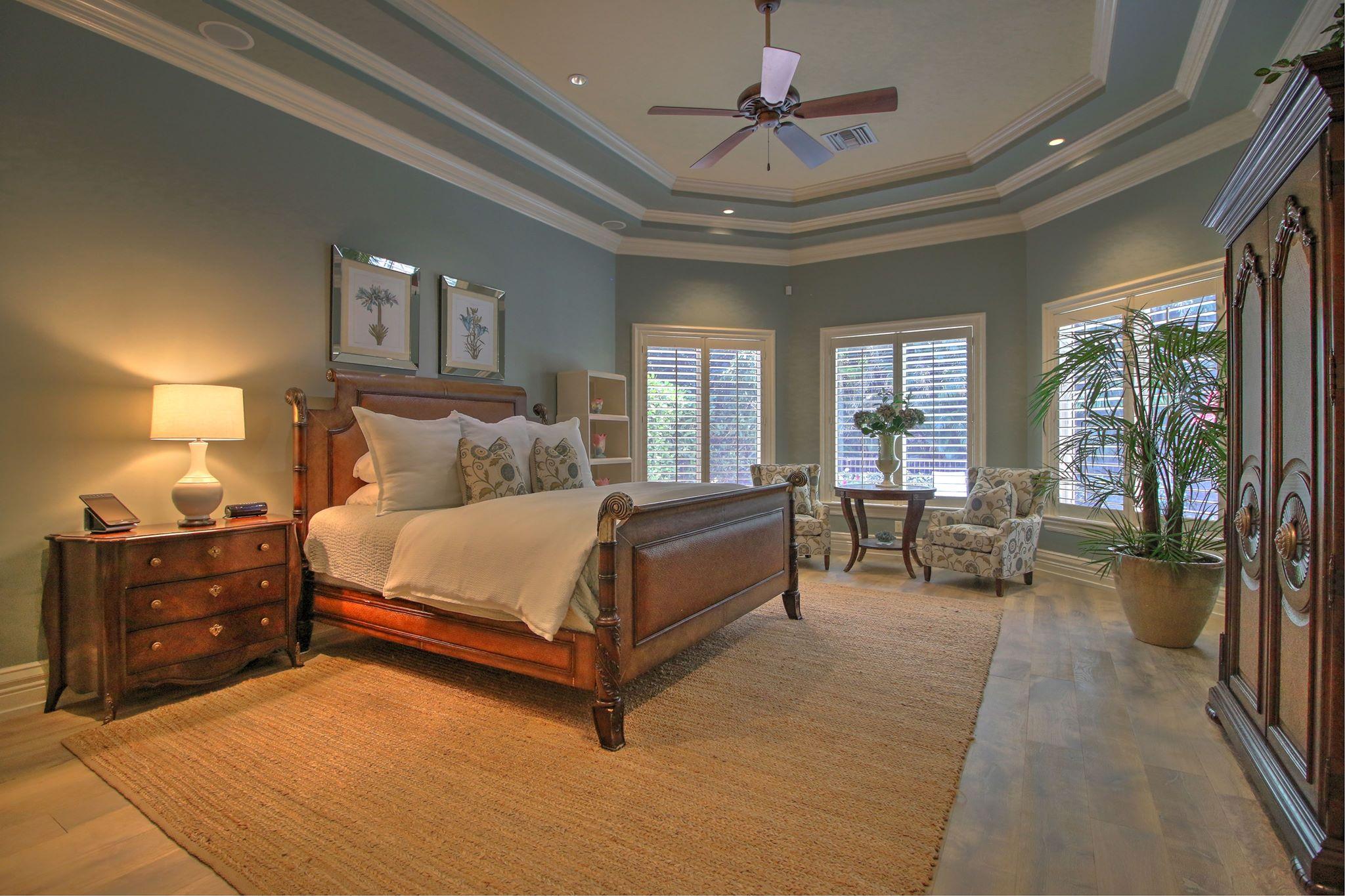Brad Davidson Bedroom