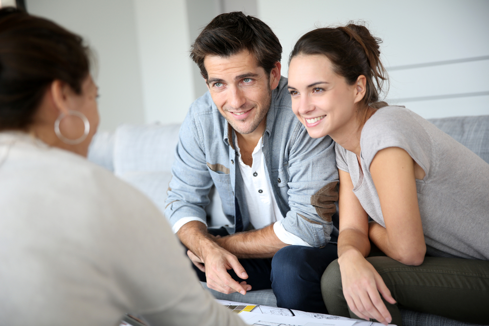 Decide whether you'll want to sell or rent out your house before buying a home.
