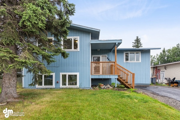 Craig Drive Anchorage Alaska Home for Sale