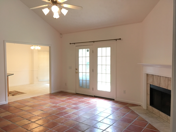 Creekland Court Living Room