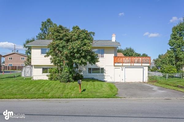 E 6th Avenue Anchorage Home for Sale