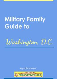 Military Family Guide to Washington DC