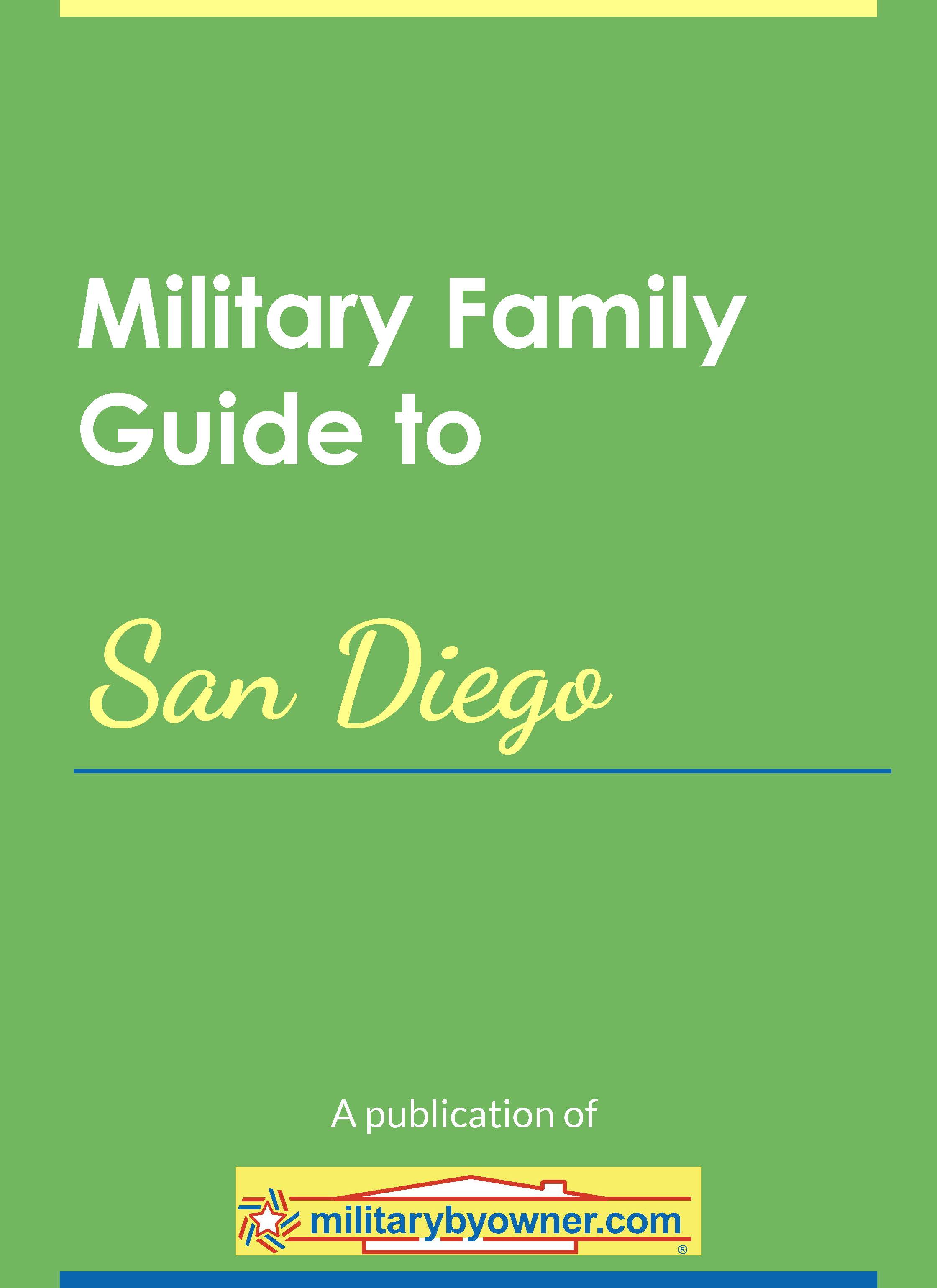 Military Family Guide to San Diego