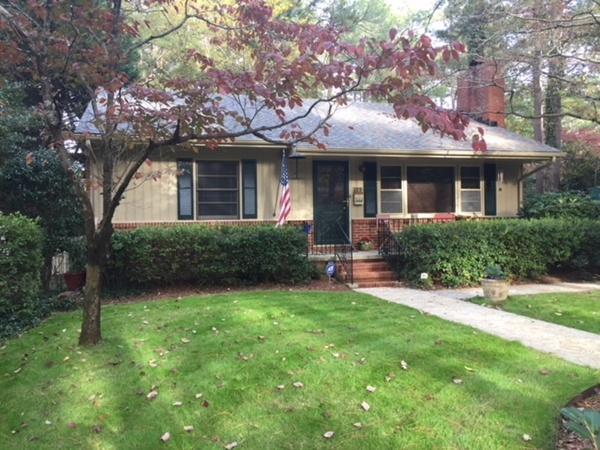Souther Pines home for sale near Fort Bragg and Pope Field.