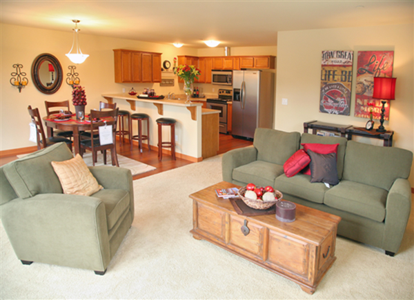 Ely Street Condo in Oak Harbor Washington
